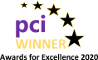 PCI Award for Excellence Logo